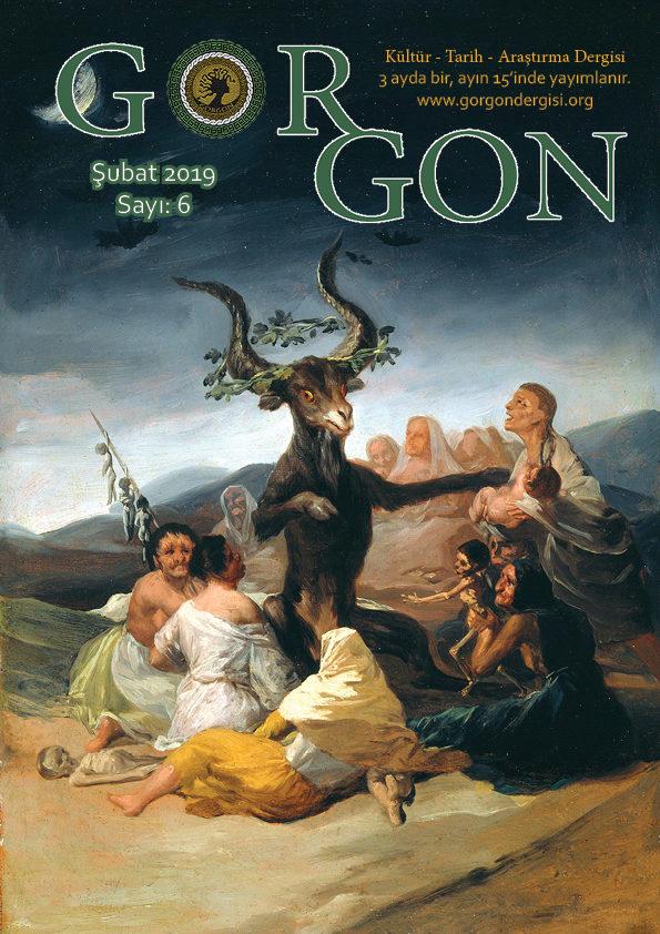 Gorgon Dergisi 6. Sayı