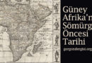 Güney Afrika'nın Sömürge Öncesi Tarihi