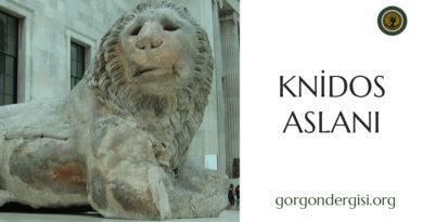 Bir Knidos Aslanı Düşünün Knidos'u Özleyen Bakışlara Sahip