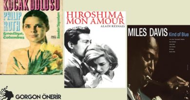 Gorgon Önerir: Bir Kitap – Bir Film – Bir Albüm (2)