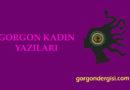 Gorgon Kadın Yazıları